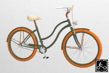 Egyedi-Noi-Luxury-Cruiser-bicikli-Olivazold-7