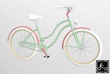 Egyedi-Noi-Luxury-Cruiser-bicikli-Menta-2