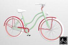 Egyedi-Noi-Luxury-Cruiser-bicikli-Menta-3