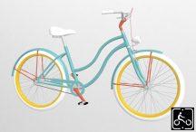 Egyedi-Noi-Luxury-Cruiser-bicikli-Turkiz-3