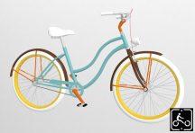 Egyedi-Noi-Luxury-Cruiser-bicikli-Turkiz-4