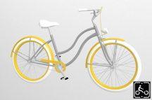 Egyedi-Noi-Luxury-Cruiser-bicikli-Ezust-2