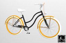Egyedi-Noi-Luxury-Cruiser-bicikli-Fekete2