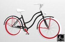 Egyedi-Noi-Luxury-Cruiser-bicikli-Fekete5