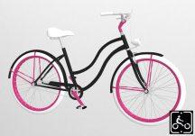Egyedi-Noi-Luxury-Cruiser-bicikli-Fekete6
