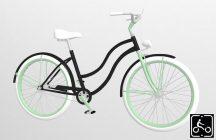 Egyedi-Noi-Luxury-Cruiser-bicikli-Fekete7