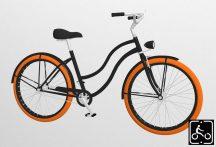 Egyedi-Noi-Luxury-Cruiser-bicikli-Fekete10