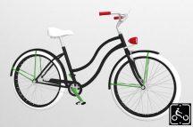 Egyedi-Noi-Luxury-Cruiser-bicikli-Fekete15
