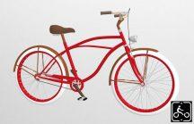 Egyedi-Ferfi-Luxury-Cruiser-Piros
