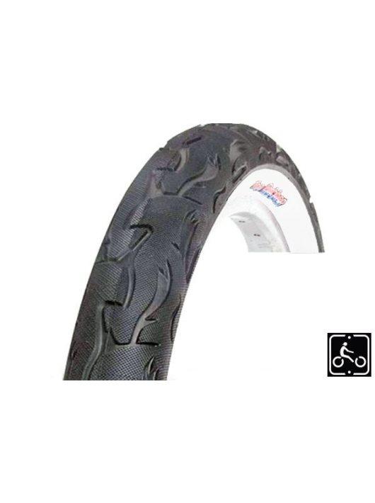 Vee Rubber Cruiser kerékpár gumi - VRB287 - Fekete-fehér - 57-559 26-2,125