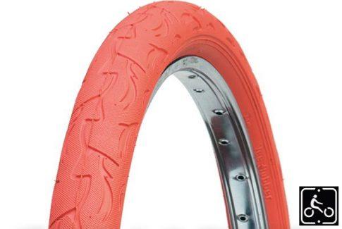 Vee Rubber Cruiser kerékpár gumi - VRB287 - Piros - 57-559 26-2,125
