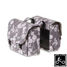 Basil-taska-Elegance-Double-Bag-csomagtartora-vakondszur