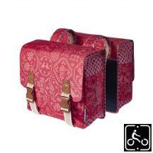 Basil táska - Boheme Double Bag - csomagtartóra - skarlátvörös - 35L 7c86c8ea3e