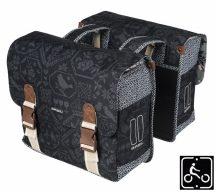 Basil-taska-Boheme-Double-Bag-csomagtartora-faszen