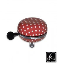 Basil-csengo-Big-Bell-Polkadot-piros-feher-pottyos