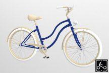 Egyedi-Noi-Luxury-Cruiser-bicikli-Kiralykek
