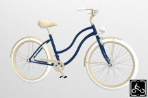 Egyedi-Noi-Luxury-Cruiser-bicikli-Sotetkek-1