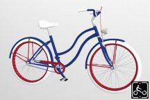 Egyedi-Noi-Luxury-Cruiser-bicikli-Kiralykek-2