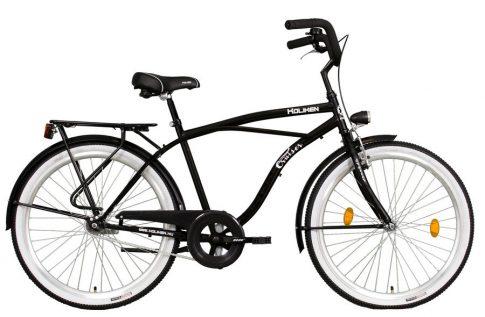 Koliken Cruiser Férfi kerékpár fekete