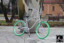 Ferfi-Cruiser-Kerekpar-1sp-Krom-Zold