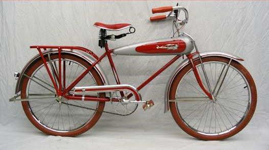 Aero Cruiser kerékpár