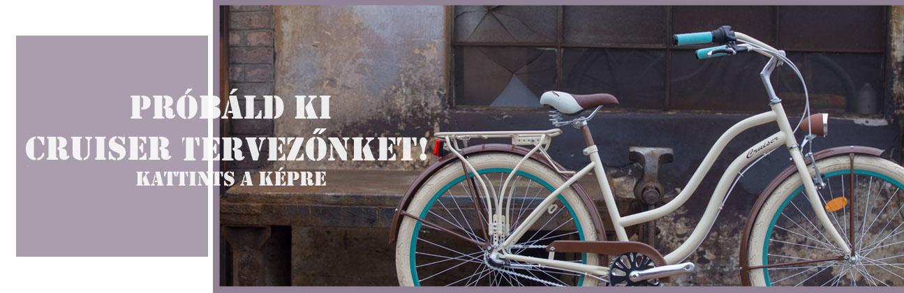 Mademoiselle kerékpárok